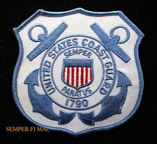 AUTHENTIC US COAST GUARD PATCH PSU USCG CUTTER EAGLE HH60 65 HU25 C130 CAPE MAY