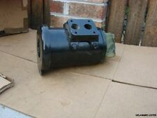 MILITARY TRUCK WW2 NOS 12 VOLT DC GENERATOR DELCO REMY G38 TANK M2 COMBAT CAR