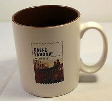 2010 Starbucks Caffe Verona Bold Stamp Coffee Cup Mug 15.5 Fl Oz