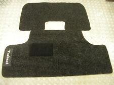 Maß- Fußmatten mit Stick Trabant 601 Innenausstattung