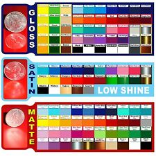"""1 Roll 24"""" Adhesive Backed Vinyl for all craft & sign Cutters, Quality"""