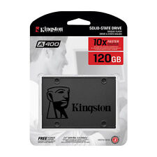 Kingston 120GB SSD A400 SATA3 Solid State Drive for Notebook Laptop PC