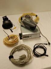 PANASONIC ARBITRATOR 360 AG-CK10P CAMERA, AG-CPD20 DVR, and CN258IR-P w/CABLES
