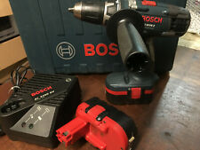 Bosch GSR 18 VE-2 Professional Cordless Imact Hammer Drill Hard Case,charger