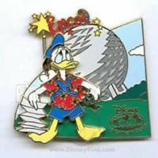 Disney Dvc Member Exclusive Epcot Spaceship Earth Donald DucK Le 5000 pin