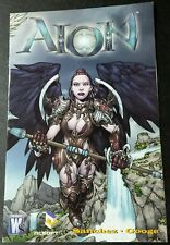 AION November 2009 WildStorm NCSoft Promo Comic Book Sanchez Googe