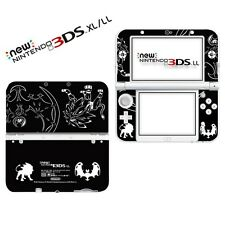 Pokemon Sun Moon Game Decals Skin Stickers for Nintendo New 3DS XL LL -XL0118#