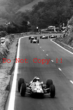 Jim Clark Lotus 25 Winner French Grand Prix 1965 Photograph 3