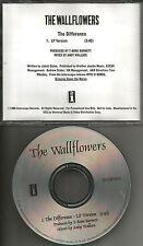 Jakob Dylan THE WALLFLOWERS The Difference PROMO radio DJ CD Single 1996 MINT