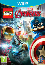 LEGO Marvel's Avengers Nintendo WII U IT IMPORT WARNER BROS