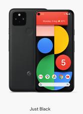 Google Pixel 5 5G Just Black - Unlocked - 2020 Australian Model