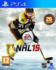 NHL 15 2015  NUEVO PRECINTADO PS4
