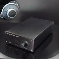 Finished FET Class A headphone amplifier base on Audio Technica HA5000    L11-17