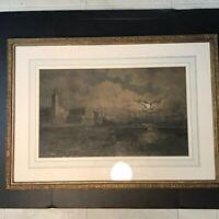 John Barter (1882-1903) Liverpool & N.Wales Painting