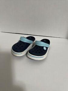 Toddler size 8-9 Crocs