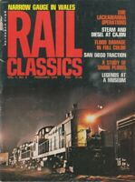 "[75486] ""RAIL CLASSICS"" MODEL RAILROAD MAGAZINE - Vol. 1, No. 2, FEBRUARY, 1973"