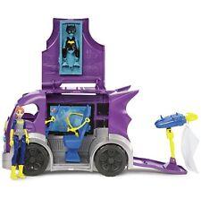 DC Super Hero Girls Batgirl & Headquarter Vehicle 6+ Years