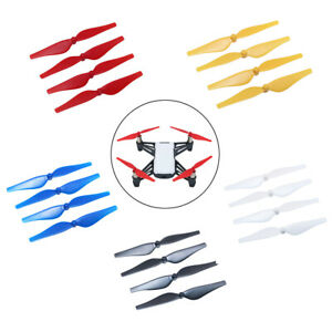 5colors Lightweight Propeller Quick Release Props Blades For DJI Tello Drone AU