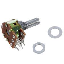 5 x B10K 10K ohm 6 Pins biconica forma potenziometro Q4D6