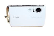Sony Cyber-shot DSC-T11 White Digital Camera 5.0 Mega Pixels Optical Zoom 3x