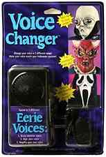 Ghostface Voice Changer as Seen in Movie Scream .
