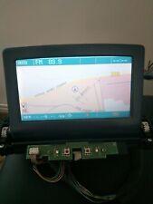 ECRAN MULTIMIDIA ET AFFICHEUR DU GPS NAVIGATION  RENAULT MEGANE 2