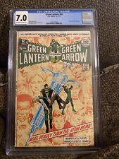 green lantern 86 cgc 7.0