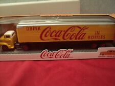 "M2 1956 Ford COE/49 Mercury Coupe  ""Coca- Cola""  NIB 1/64 scale"