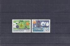 Cept 1994 ** 1248-9 Finnland Satz Postfrisch siehe scan