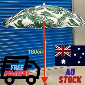 New Design Beach Umbrella Sun Shade Parasol Shelter Garden Patio Outdoor AU