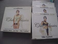 FANTAZIA CLUB CLASSICS 42 TRACKS 3 CD MOBY LEFTFIELD FELIX SUB SUB WINK DE'LACY
