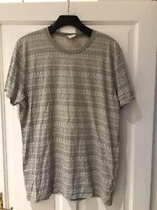 Men's Grey Hollister T Shirt Size XL