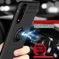 Pour OPPO Find X2 Pro 5G Étui,Slim Armure Support Bague Étui Téléphone + Écran