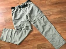 Ladies THE NORTH FACE Walking TROUSERS / SHORTS (S) *NICE COND*