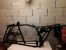YAMAHA BIG BEAR 350 FARM QUAD 1997 4X4 PARTS - MAIN FRAME