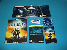 Star Ocean The Last Hope Juego Guia Microsoft XBOX 360 Completo Limited Edition