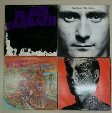 Lot#1 of 20 Classic Rock/ Pop Rock various vinyl Lps record albums from G to Vg