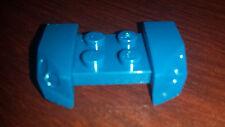 LEGO, dark blue x2 Vehicle Mudguard 2 x 4 with Headlights Overhang (=2 pieces)