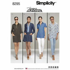 Simplicity SEWING PATTERN 8295 Misses Dress Or Tunic 6-14 Or 14-22