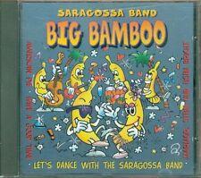 Saragossa Band - Big Bamboo Cd Ottimo