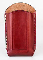 KIRO Holsters - Single Mag Open Top Hand Made Leather Pouch for .45 Glock Mag