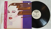 CARO - The Boy is Mine PROMO 1983 NEW WAVE Synth Pop (LP) Rocshire