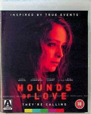 Hounds Of Love -Ben Young Thriller Blu Ray -NEW-Ashleigh Cummings -Arrow/Booklet