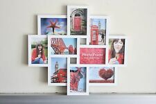 High Class Plastic Photo Frame -- Multi 10 in 1 Modern Design -- On Sale !