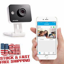 WiFi IP Security Camera Network Home Wireless Mini HD 720p Two-Way Audio Zmodo