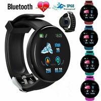 Rastreador de ejercicios con reloj inteligente Contador de Para iOS Android Gift