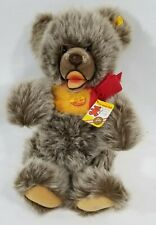 "LM VINTAGE 1980 Steiff 0302/40 16"" Zotty Teddy Bear Jointed Tipped Mohair NEW"