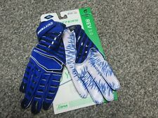 Cutters S252 Rev 3.0 Football Receiver Gloves - Adult S Small - Royal Blue