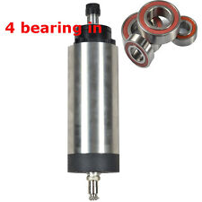 1.5KW ER11 AIR COOLED SPINDLE MOTOR ENGRAVING MILL GRIND FOUR BEARING  FOR CNC