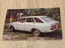 Motivkarte IZH 1500 combi AVTOEXPORT MOSCOW USSR